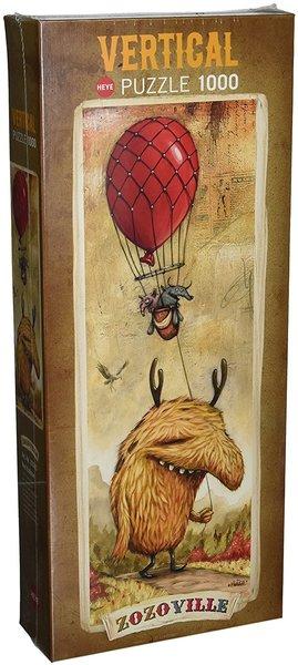 Puzzel Red Balloon - 500 stukjes
