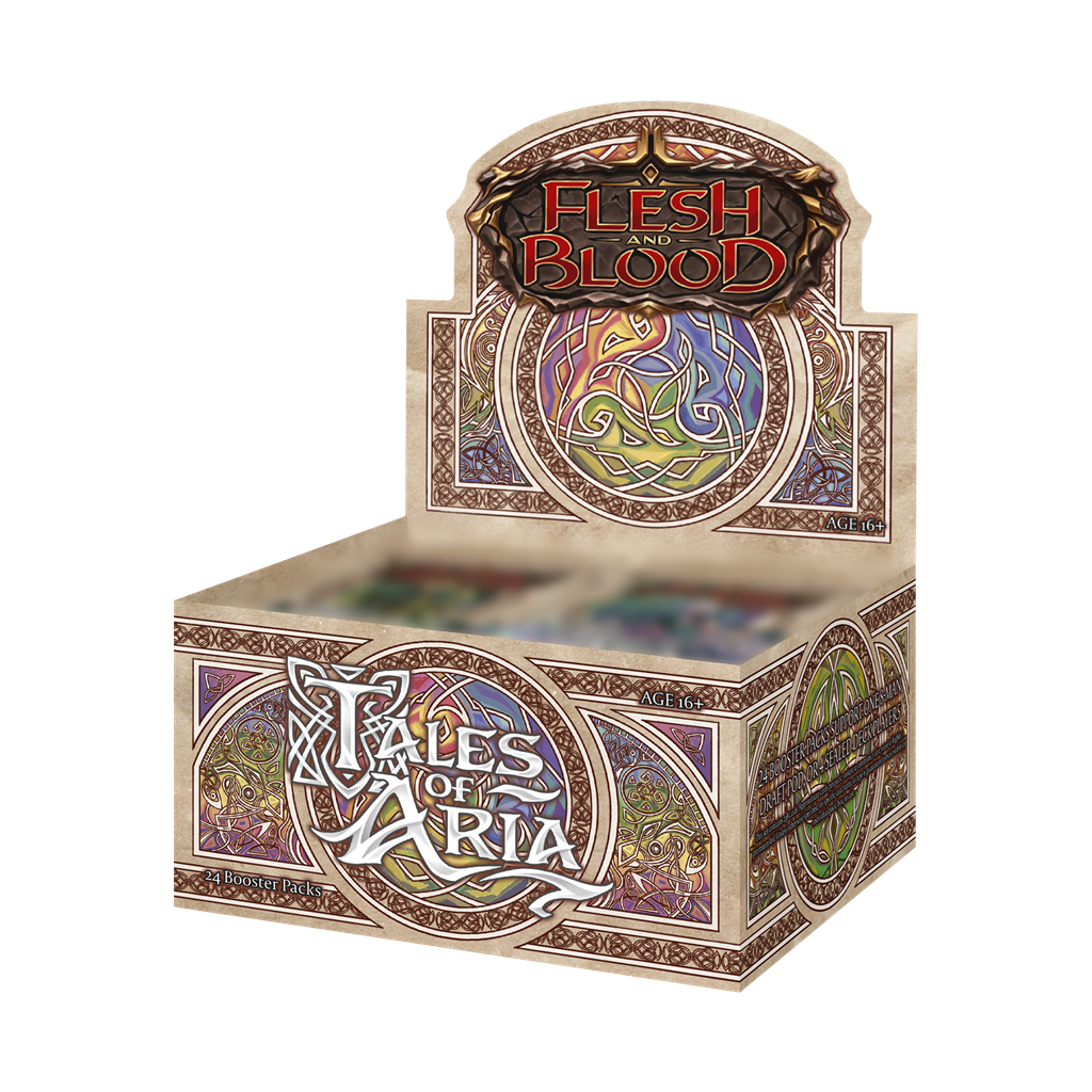 Flesh and Blood: Tales of Aria - First Edition Boosterbox