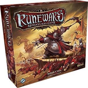 Runewars Uthuk Y'llan Army Expansion