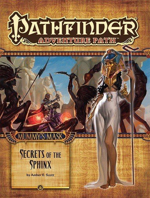 Pathfinder: Secrets of the Sphinx (Mummys Mask 4 of 6)