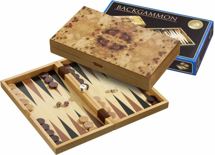 Backgammon Kassette Ios