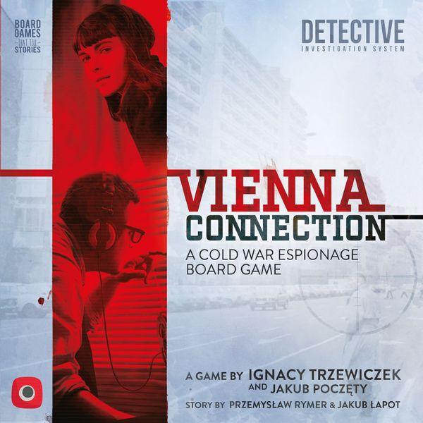 Vienna Connection - Bordspel