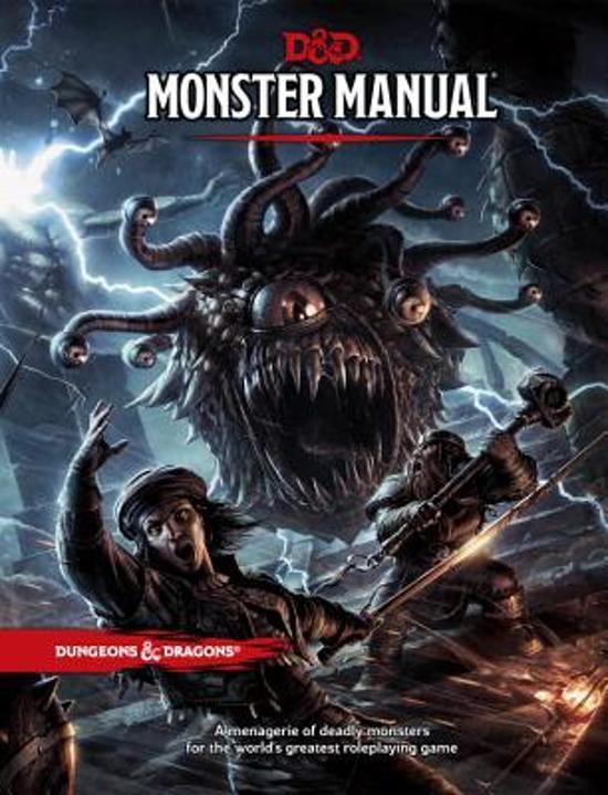 Dungeons & Dragons: Monster Manual