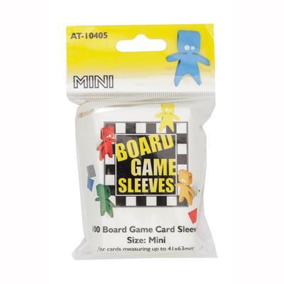 Sleeves: Board Game - Mini (41x63mm)