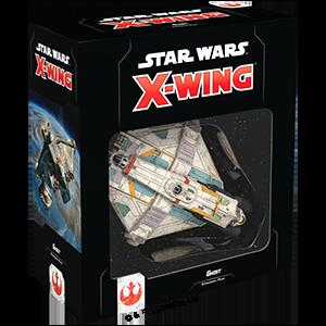 Star Wars X-wing 2.0 Ghost