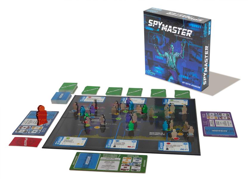 Spymaster - Bordspel