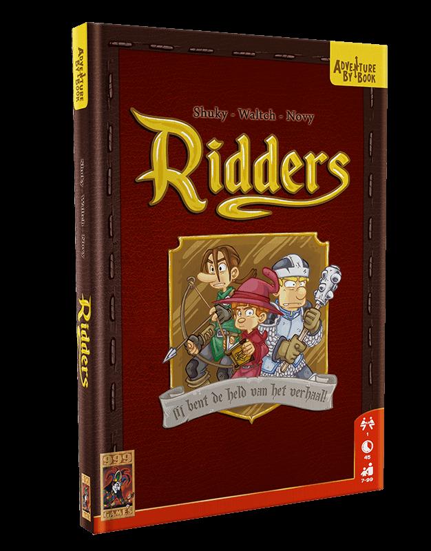 Adventure by Book: Ridders - Actiespel