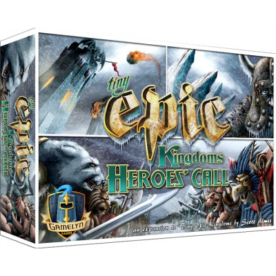 Tiny Epic Kingdoms Heroes' Call Expansion