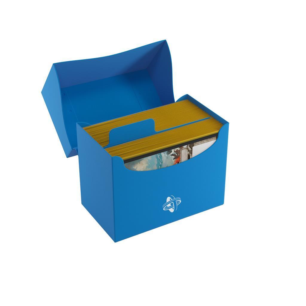 Deckbox: Side Holder 80+ Blue