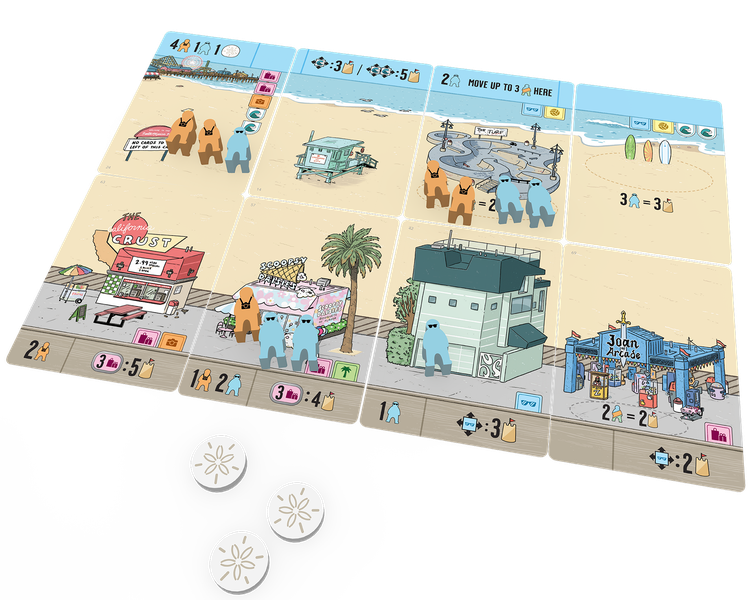 Santa Monica - Kaartspel